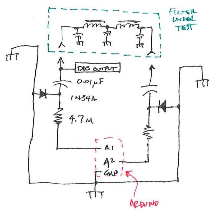 Stopping Power Meter Circuit Diagram | Building Ke8p Us