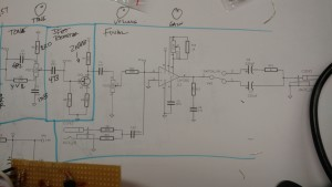 The schematic...