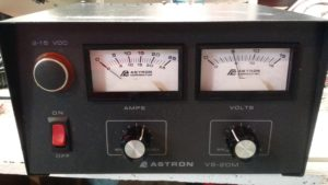 VS-20M Power Supply